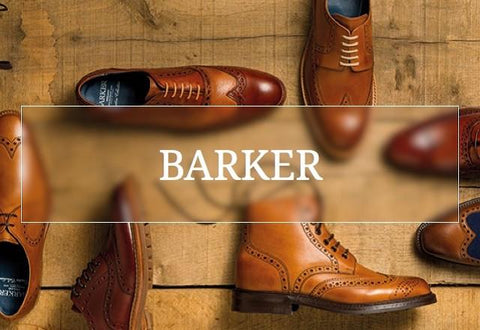 BARKER SHOES | LOGUES SHOES SINCE 1921