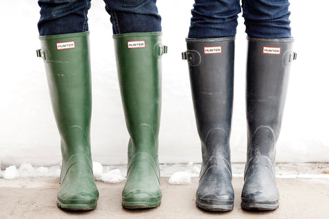 HUNTER BOOTS | LOGUES SHOES SINCE 1921