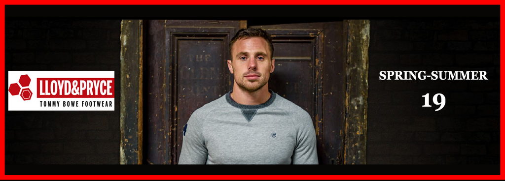 TOMMY BOWE | FREE IRISH SHIPPING | LOGUES SHOES SINCE 1921