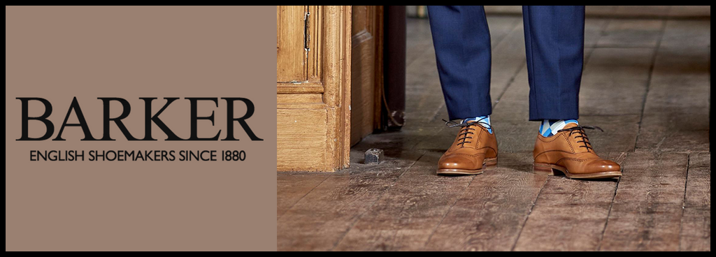 BARKER SHOES | FREE IRISH SHIPPING | LOGUES SHOES SINCE 1921