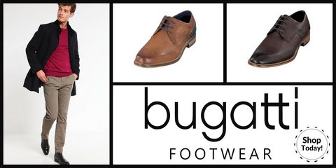 BUGATTI | FREE SHIPPING IN IRELAND | LOGUES SHOES