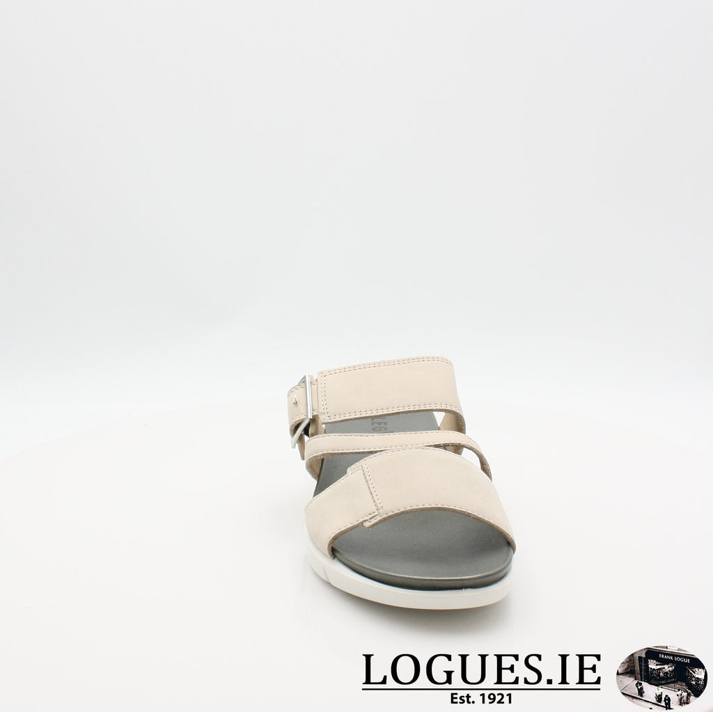 00744 LEGERO S19LadiesLogues ShoesBEIGE / 5 UK- 38 EU- 7 US