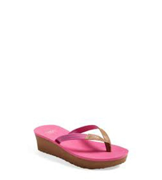 UGGS RUBY 1006346 S/S 17-SALE-UGGS FOOTWEAR-FUCHSIA-6 - 10-Logues Shoes