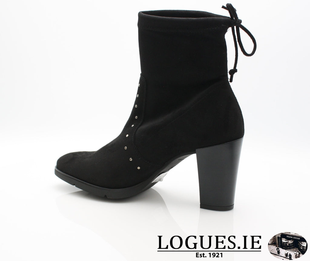 1040 Leana T AW18LadiesLogues ShoesROYAL NEGRO / 39 = 6 UK
