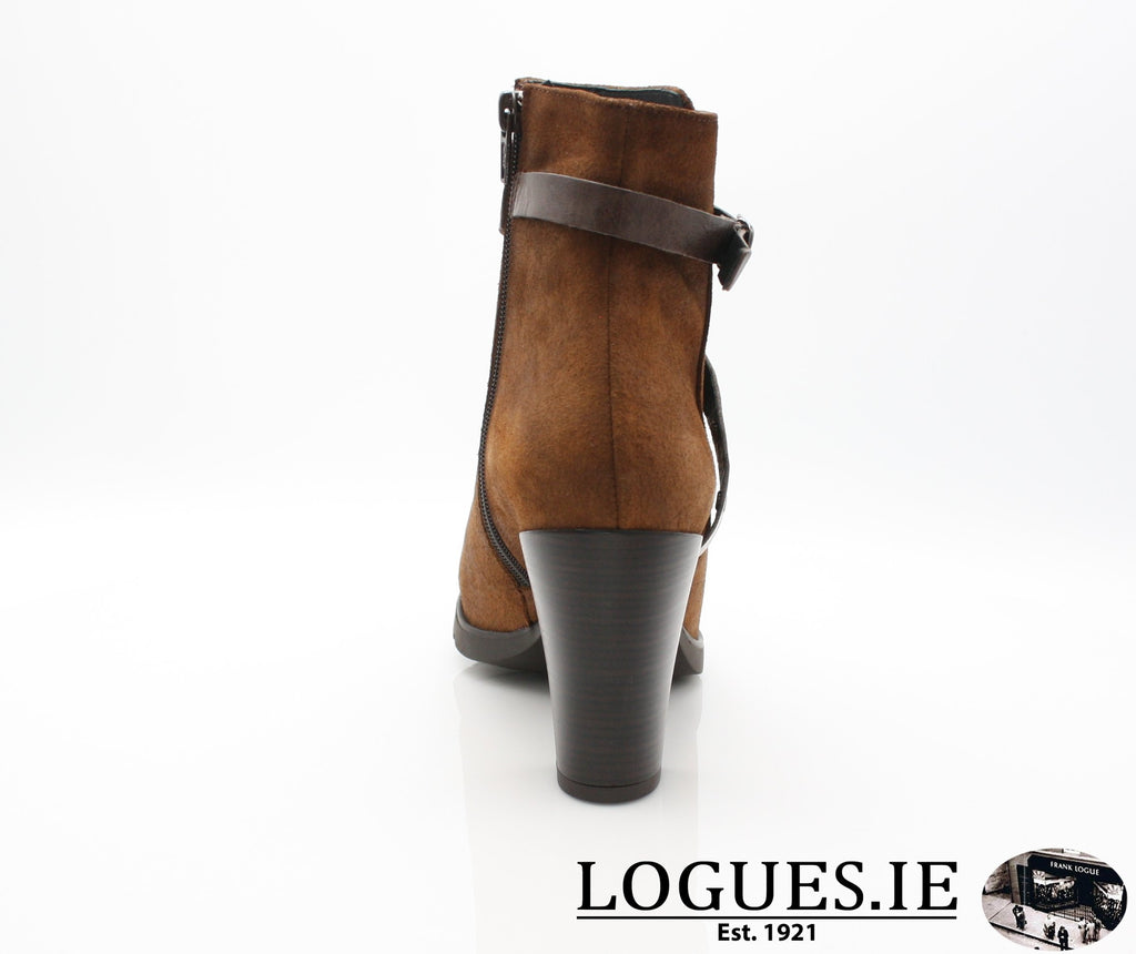 1046 Leana T AW18LadiesLogues ShoesPONCHO MOKA / 40 = 6.5/7 UK