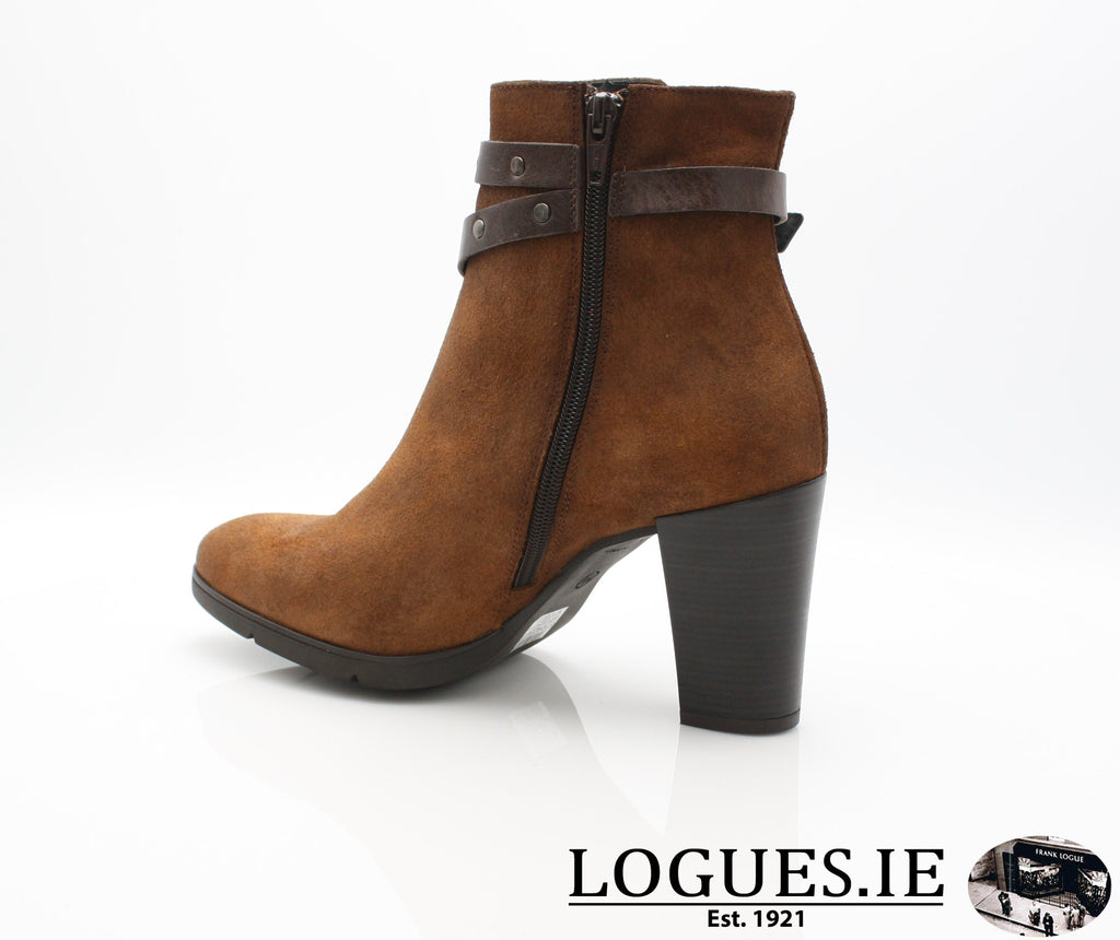 1046 Leana T AW18LadiesLogues ShoesPONCHO MOKA / 39 = 6 UK