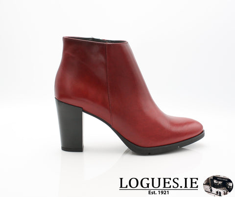 1050 Leana T AW18LadiesLogues ShoesPoncho Rojo / 36 = 3 UK