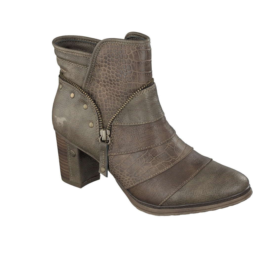 1199517 MUSTANG A/W 17, Ladies, MUSTANG SHOES, Logues Shoes - Logues Shoes ireland galway dublin cheap shoe comfortable comfy