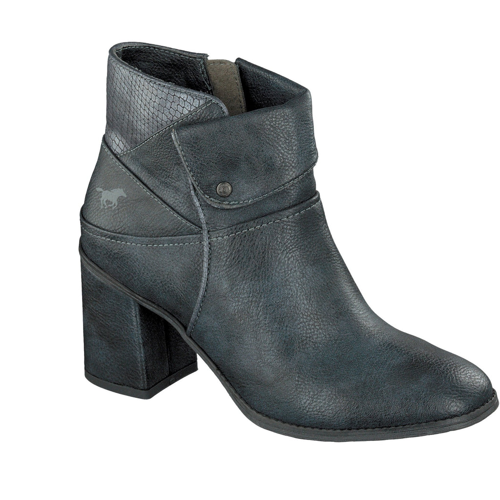 1256502 MUSTANG A/W 17, Ladies, MUSTANG SHOES, Logues Shoes - Logues Shoes ireland galway dublin cheap shoe comfortable comfy