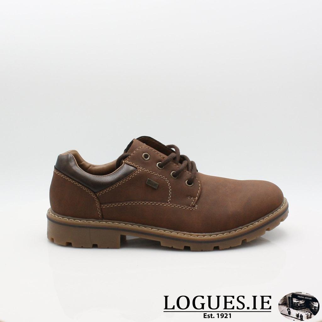 14020 RIEKER 19MensLogues Shoesbrown 26 / 40