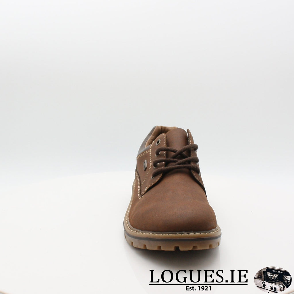 14020 RIEKER 19MensLogues Shoesbrown 26 / 42