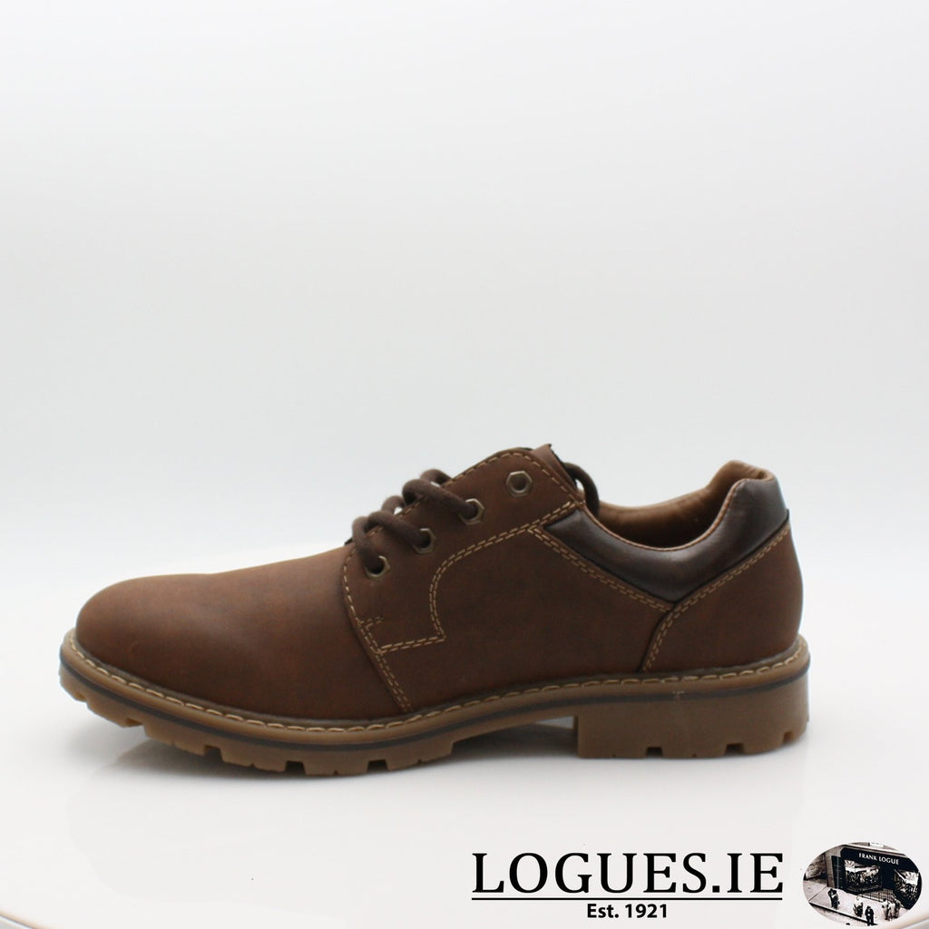 14020 RIEKER 19MensLogues Shoesbrown 26 / 43