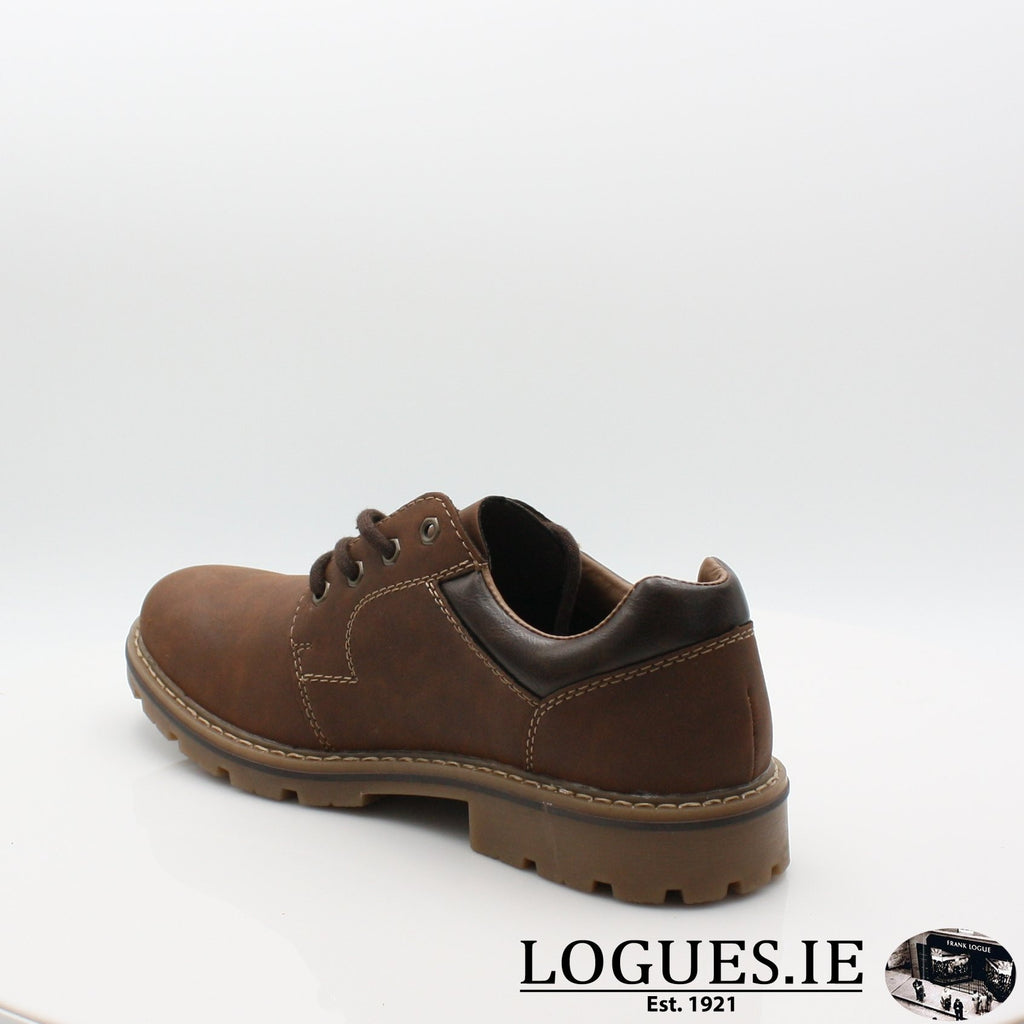 14020 RIEKER 19MensLogues Shoesbrown 26 / 44