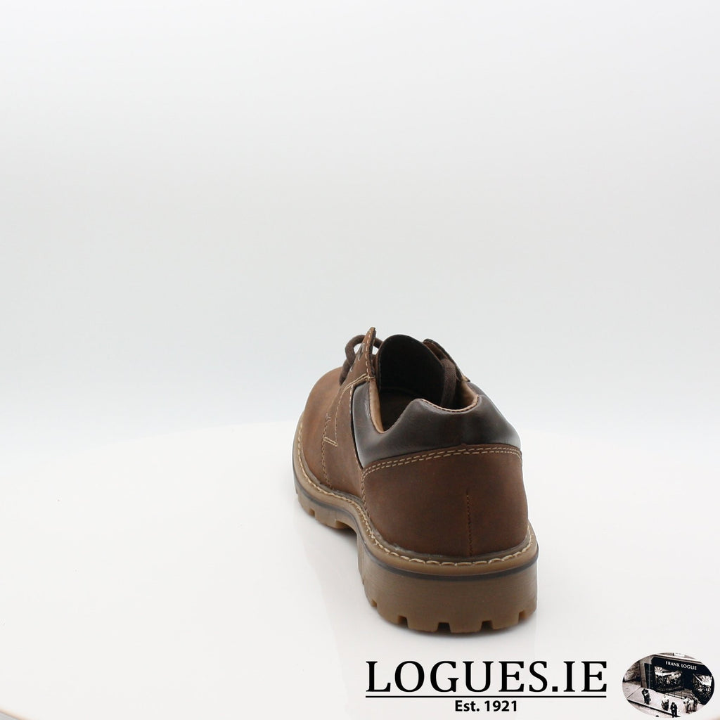 14020 RIEKER 19MensLogues Shoesbrown 26 / 45