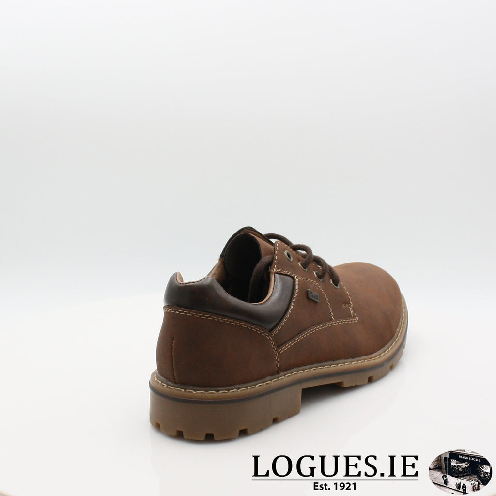 14020 RIEKER 19MensLogues Shoesbrown 26 / 46