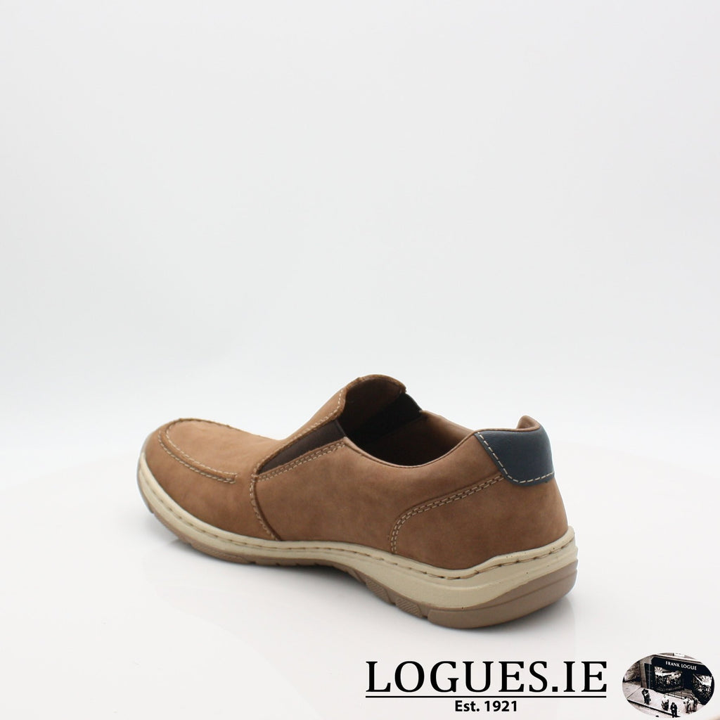 15260  RIEKER 19MensLogues Shoes