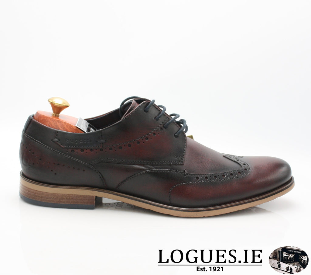 16305  AW18 BUGATTIMensLogues Shoes3000 / 44 = 9.5/10 UK