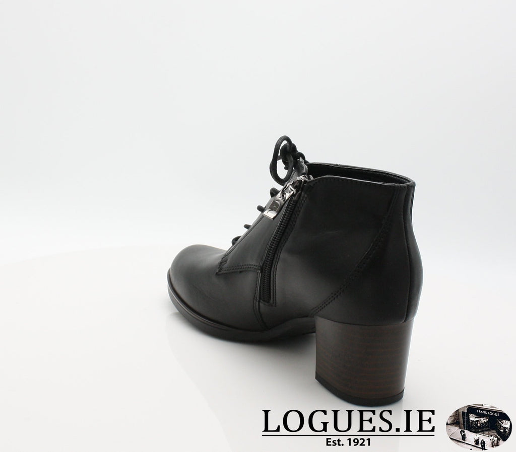 ARA 16942 W18-Ladies-ARA SHOES-NAPPASOFT SCHWARZ-3 UK- 36 EU-Logues Shoes