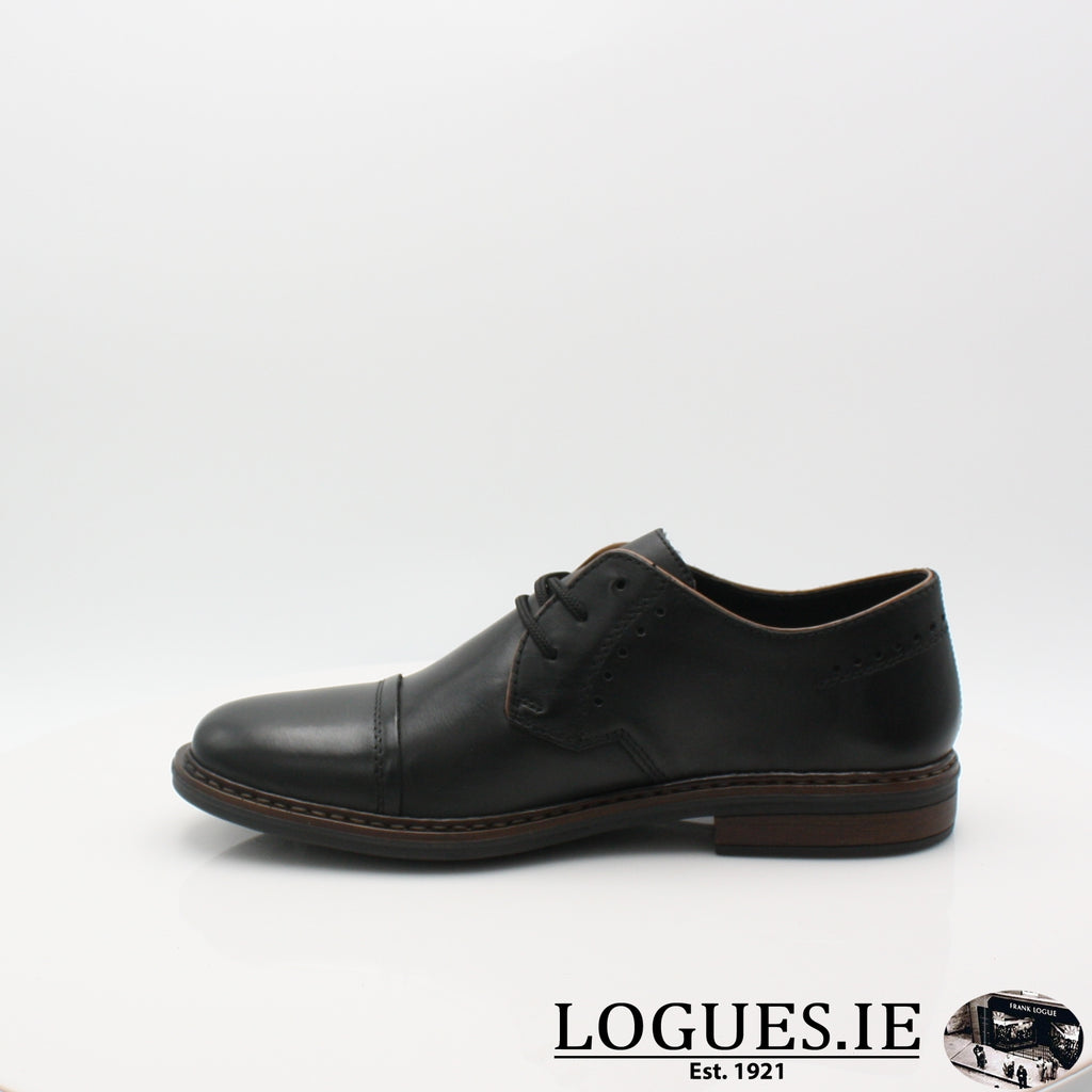 RKR 17617-Mens-RIEKIER SHOES-nero/braun 00-45-Logues Shoes