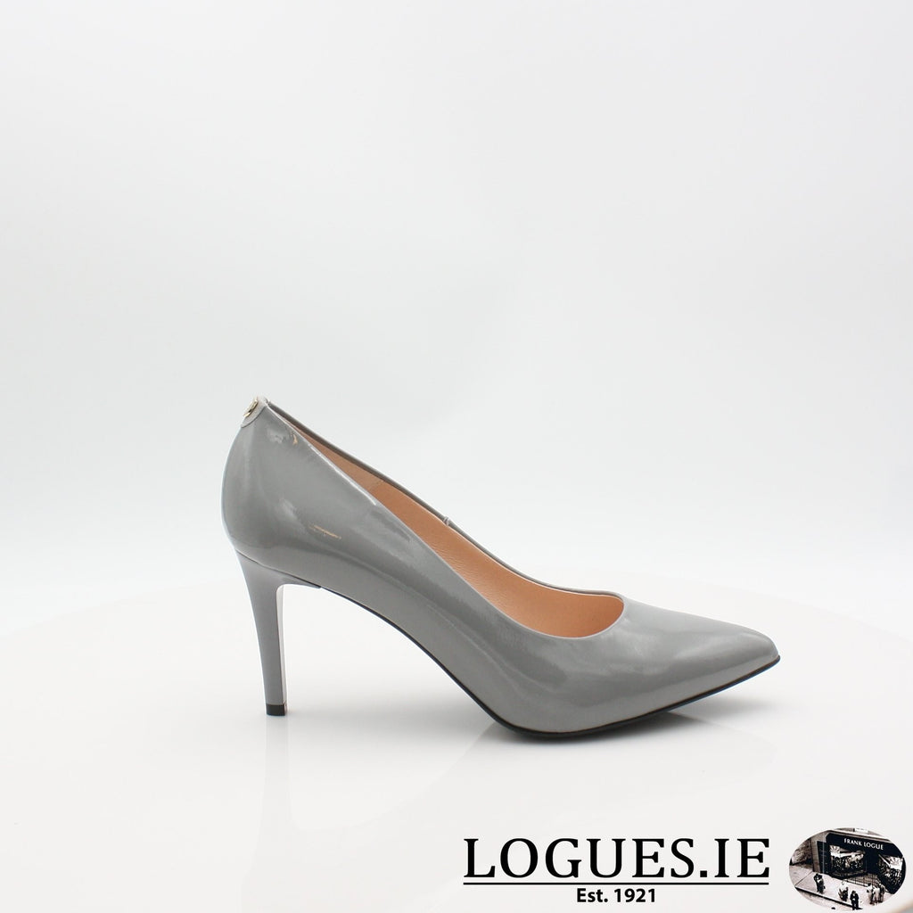1816 SALA SS19LadiesLogues ShoesGREY / 36 = 3 UK
