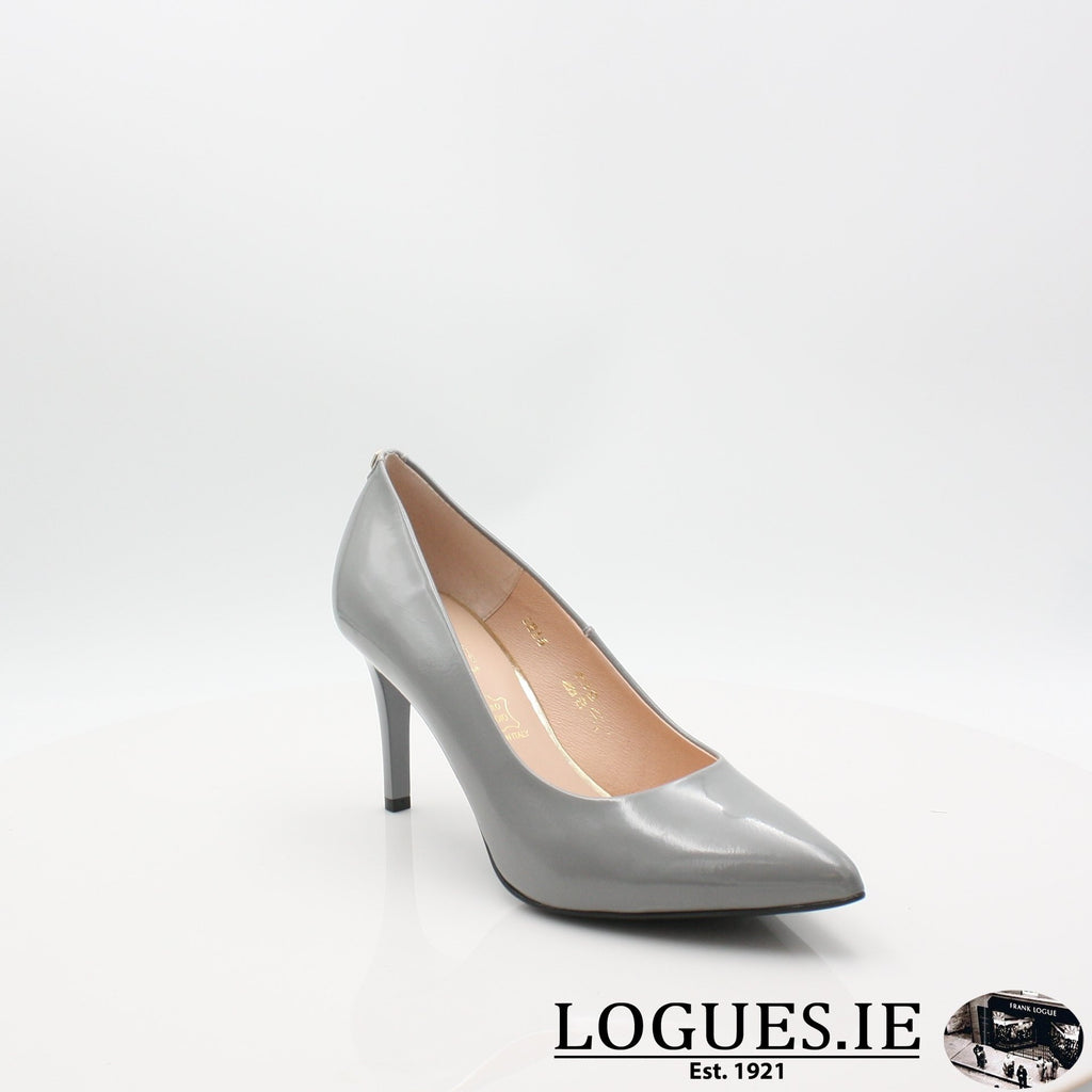 1816 SALA SS19LadiesLogues ShoesGREY / 37 = 4 UK