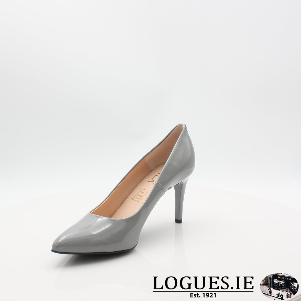 1816 SALA SS19LadiesLogues ShoesGREY / 37.5 = 4.5 UK