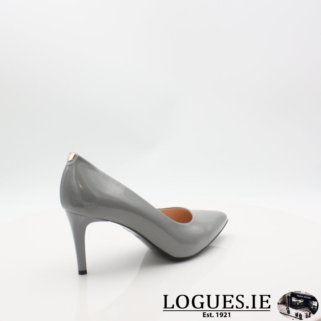 1816 SALA SS19LadiesLogues ShoesGREY / 41 = 7/8 UK