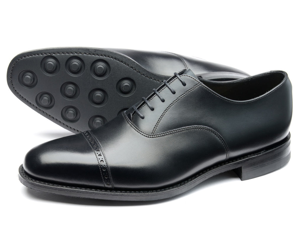 CADOGAN LOAKE-Mens-LOAKE SHOES-BLACK-6-Logues Shoes