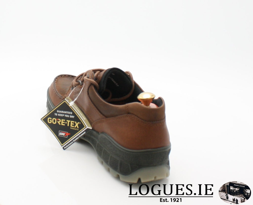 1944 ECCO SHOES TRACKMensLogues Shoes00741 BISON/BISON / 46=11 UK