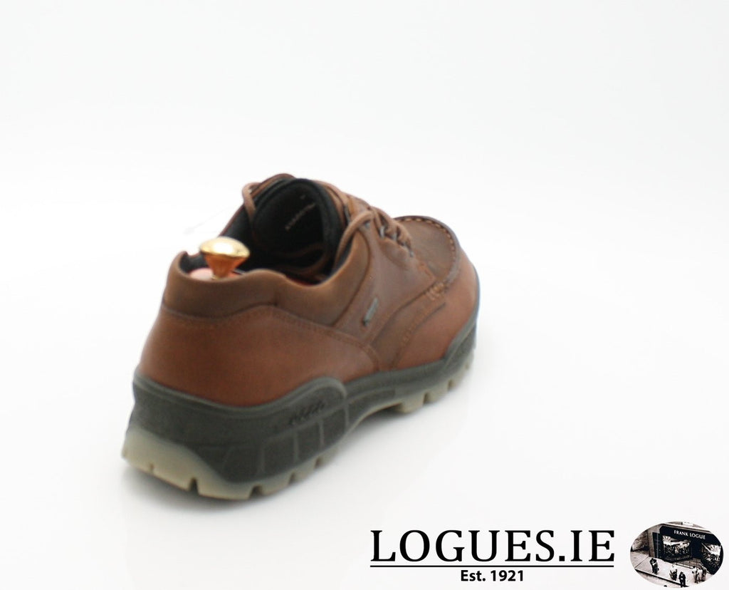 1944 ECCO SHOES TRACKMensLogues Shoes00741 BISON/BISON / 47=12 UK