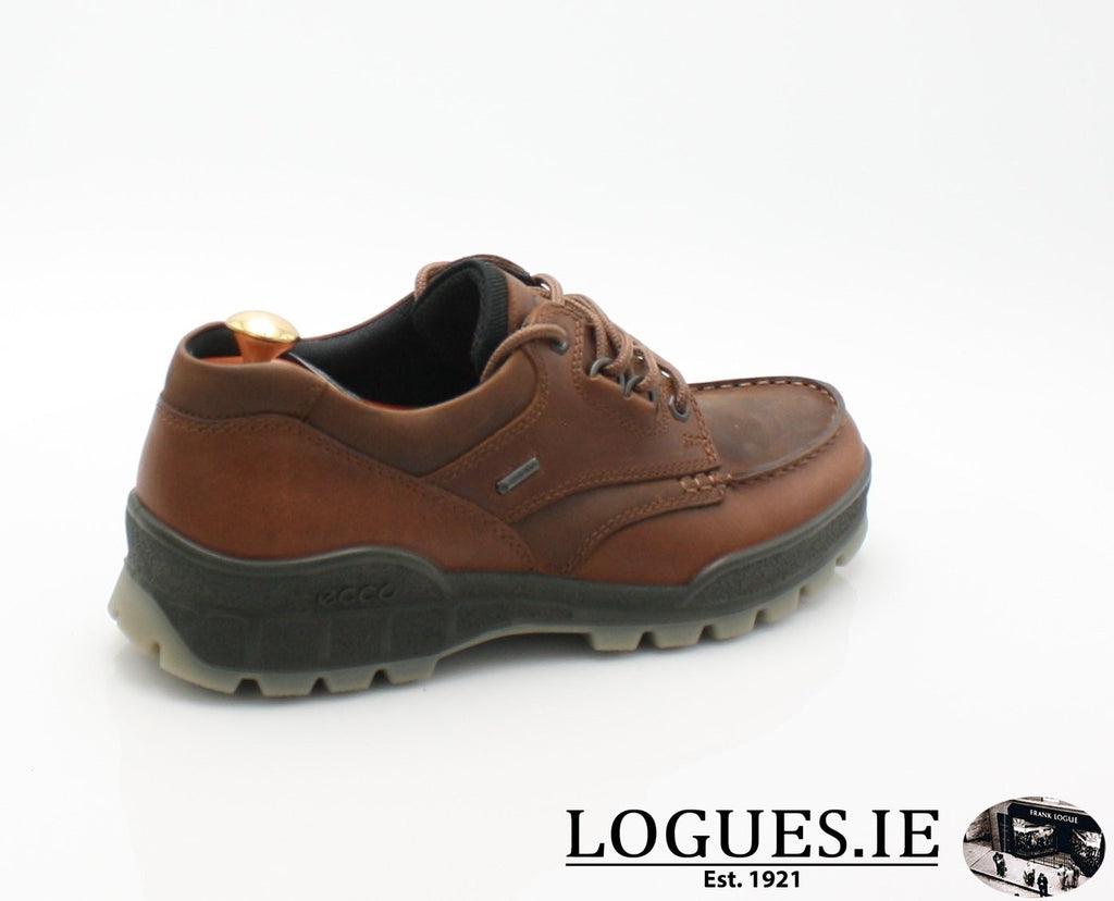 1944 ECCO SHOES TRACKMensLogues Shoes00741 BISON/BISON / 48=13UK