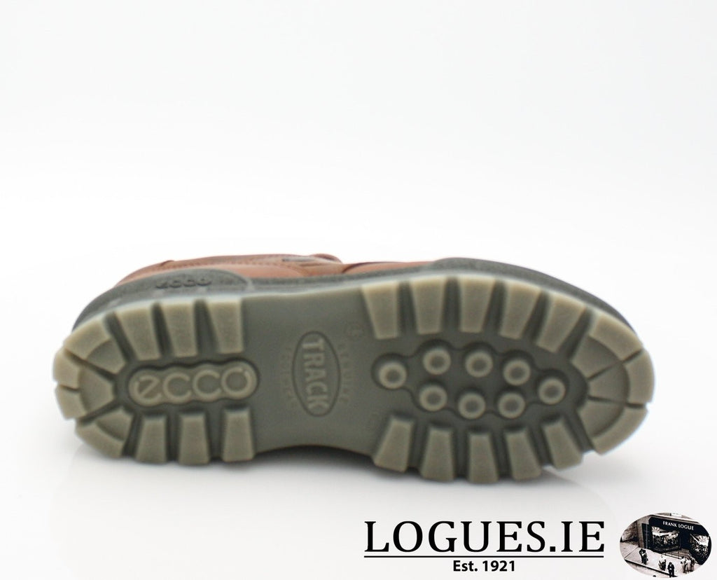 1944 ECCO SHOES TRACKMensLogues Shoes00741 BISON/BISON / 49=14UK