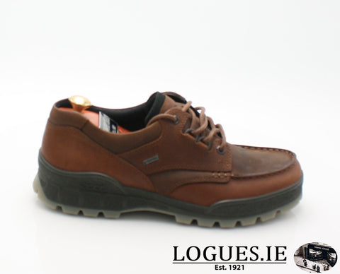 1944 ECCO SHOES TRACKMensLogues Shoes00741 BISON/BISON / 40=6.5 UK
