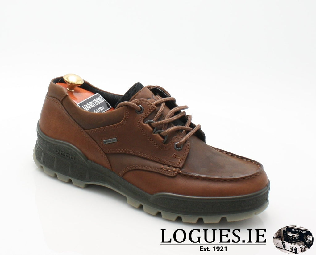 1944 ECCO SHOES TRACKMensLogues Shoes00741 BISON/BISON / 41= 7UK