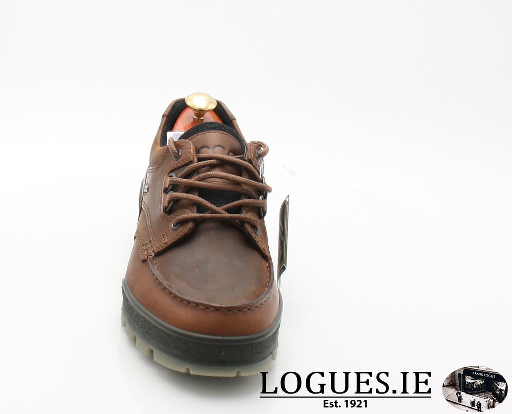 1944 ECCO SHOES TRACKMensLogues Shoes00741 BISON/BISON / 42=8 UK