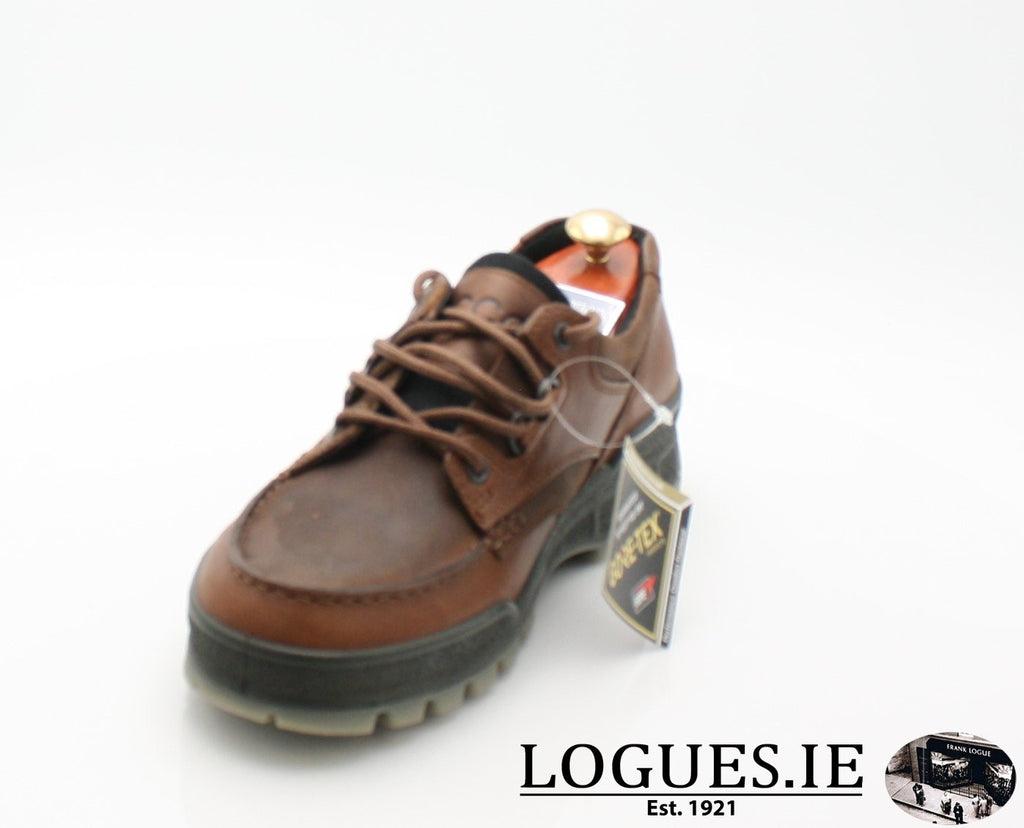 1944 ECCO SHOES TRACKMensLogues Shoes00741 BISON/BISON / 43= 9 UK