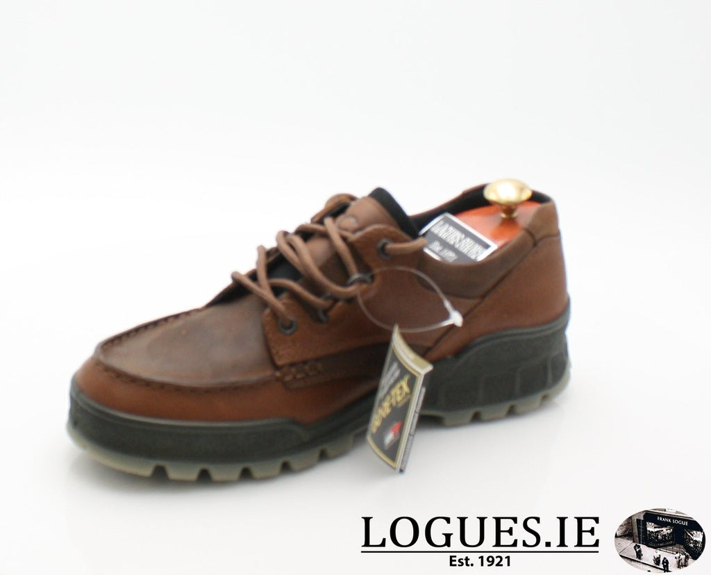 1944 ECCO SHOES TRACKMensLogues Shoes00741 BISON/BISON / 44=9.5/10 UK