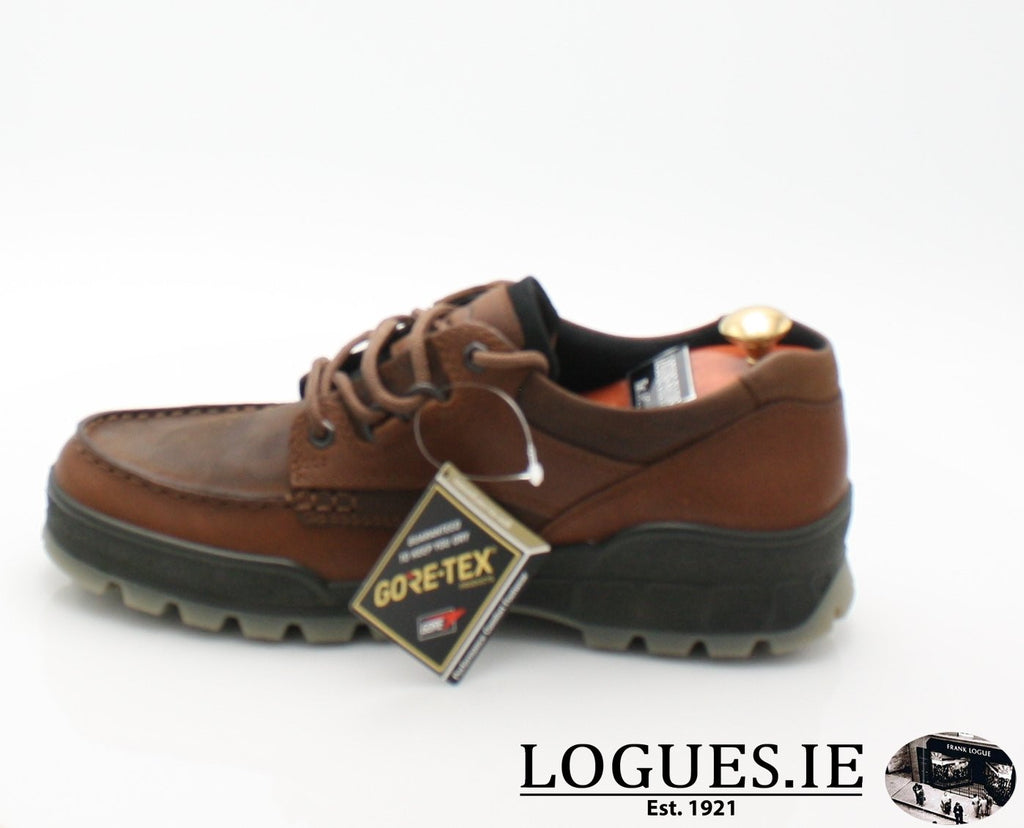 1944 ECCO SHOES TRACKMensLogues Shoes00741 BISON/BISON / 45=10/10.5 UK