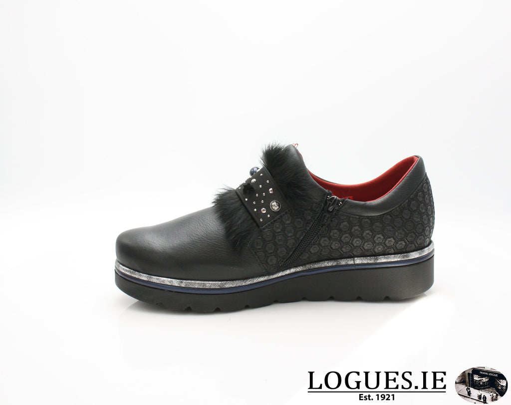 2032 JOSE SANEZ AW18LadiesLogues Shoes