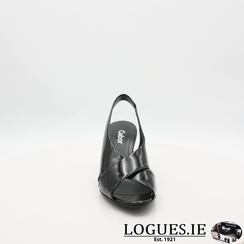 21.831 GABOR SS19, Ladies, Gabor SHOES, Logues Shoes - Logues Shoes.ie Since 1921, Galway City, Ireland.