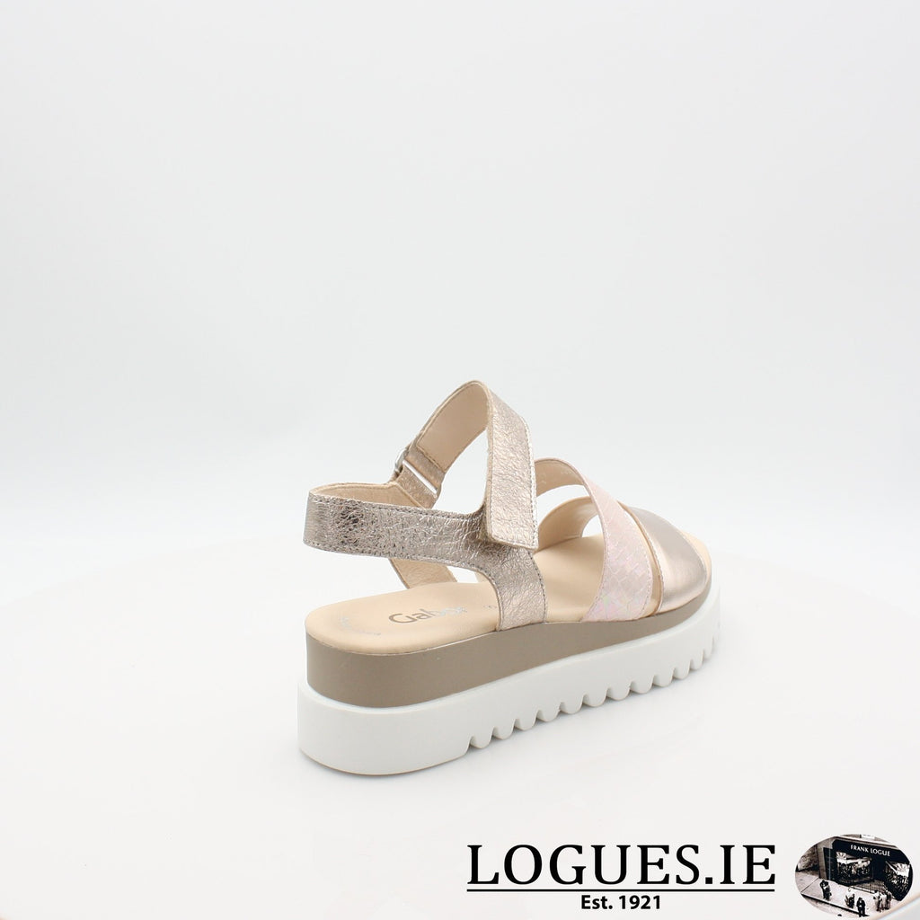 23.610 GABOR SS19LadiesLogues Shoes