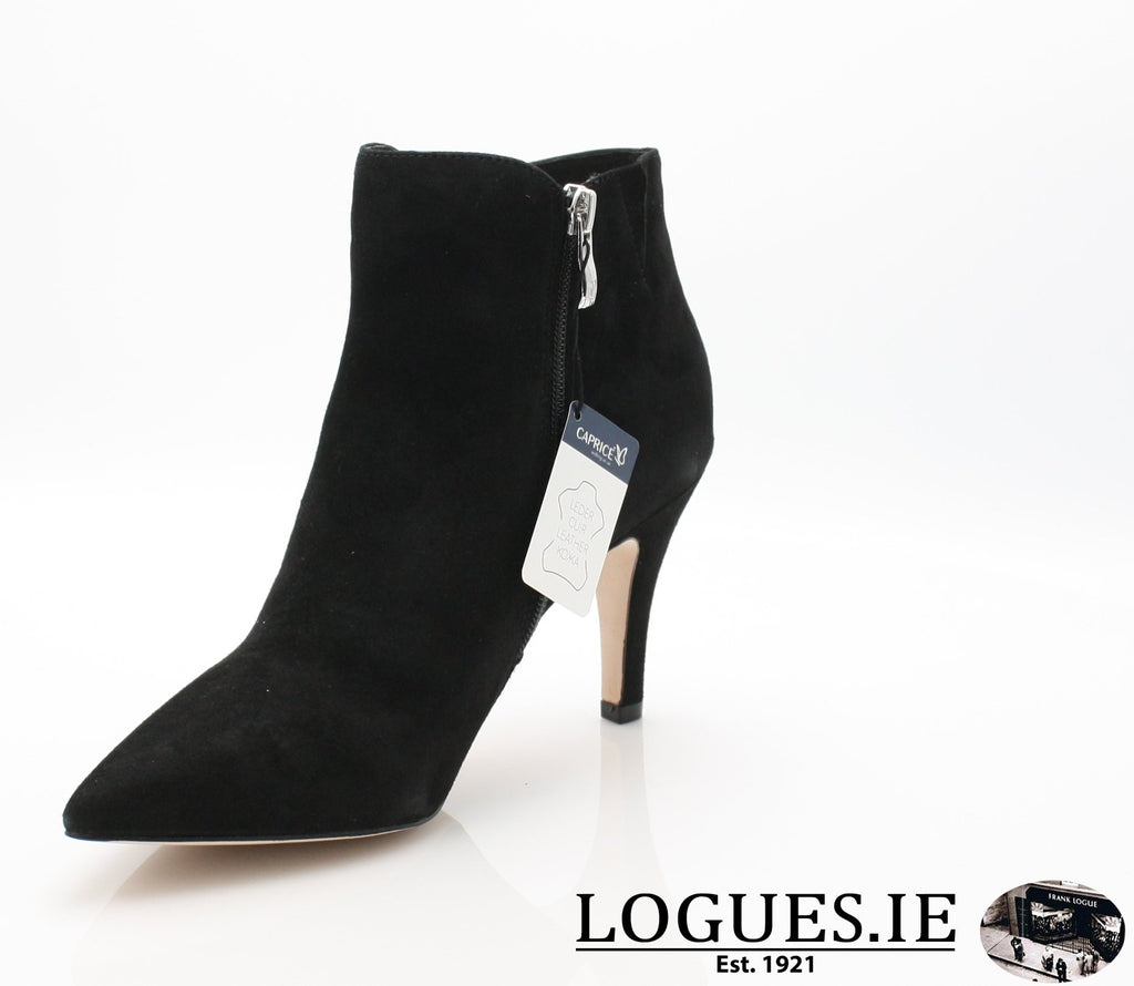 25341 CAPRICE A/W18, Ladies, CAPRICE SHOES, Logues Shoes - Logues Shoes ireland galway dublin cheap shoe comfortable comfy