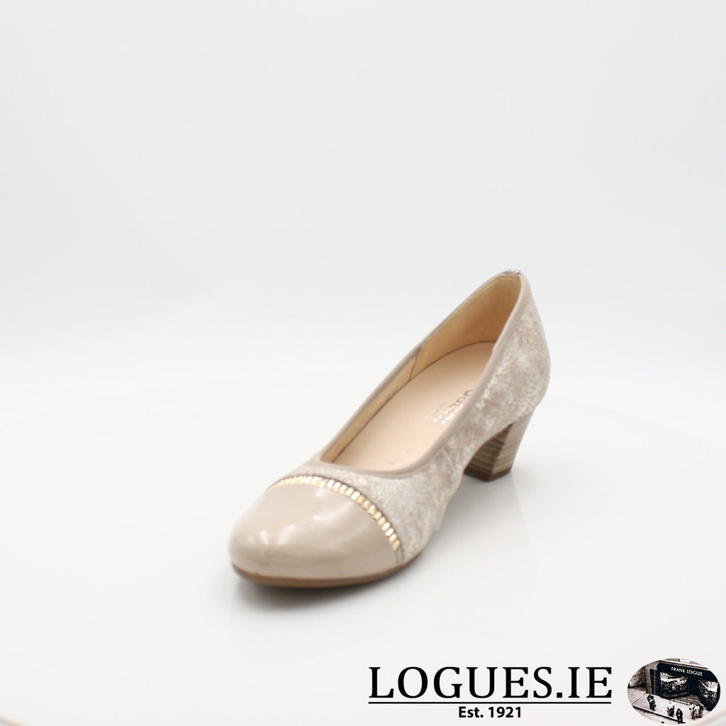 26.184 GABOR SS19LadiesLogues Shoes32 Puder/Sand / 5½