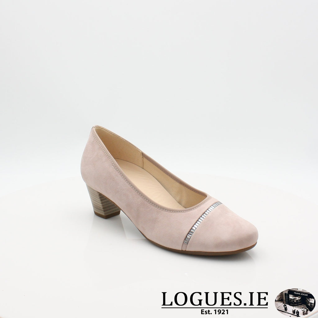 26.184 GABOR SS19LadiesLogues Shoes35 Antikrosa / 4½