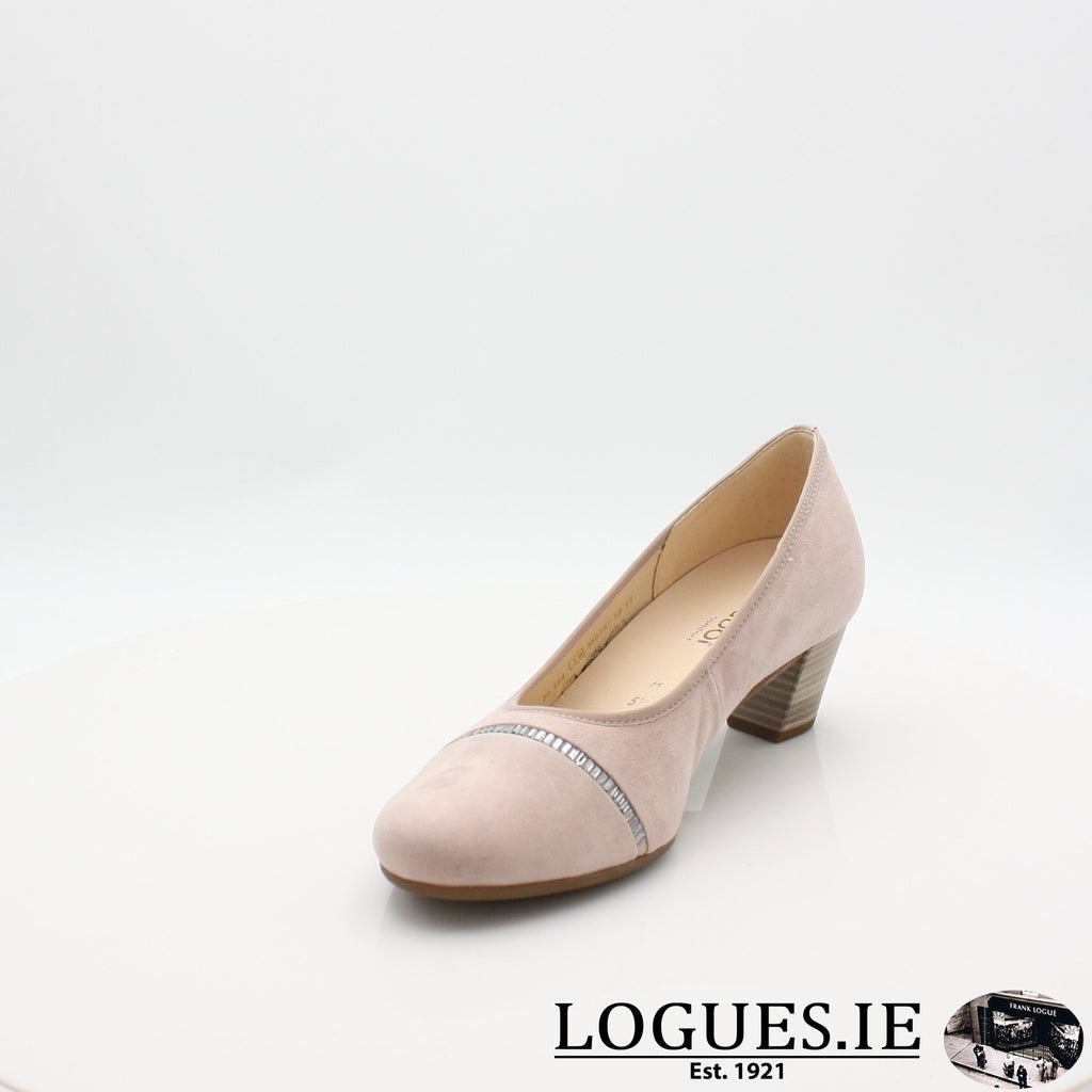 26.184 GABOR SS19LadiesLogues Shoes35 Antikrosa / 5½