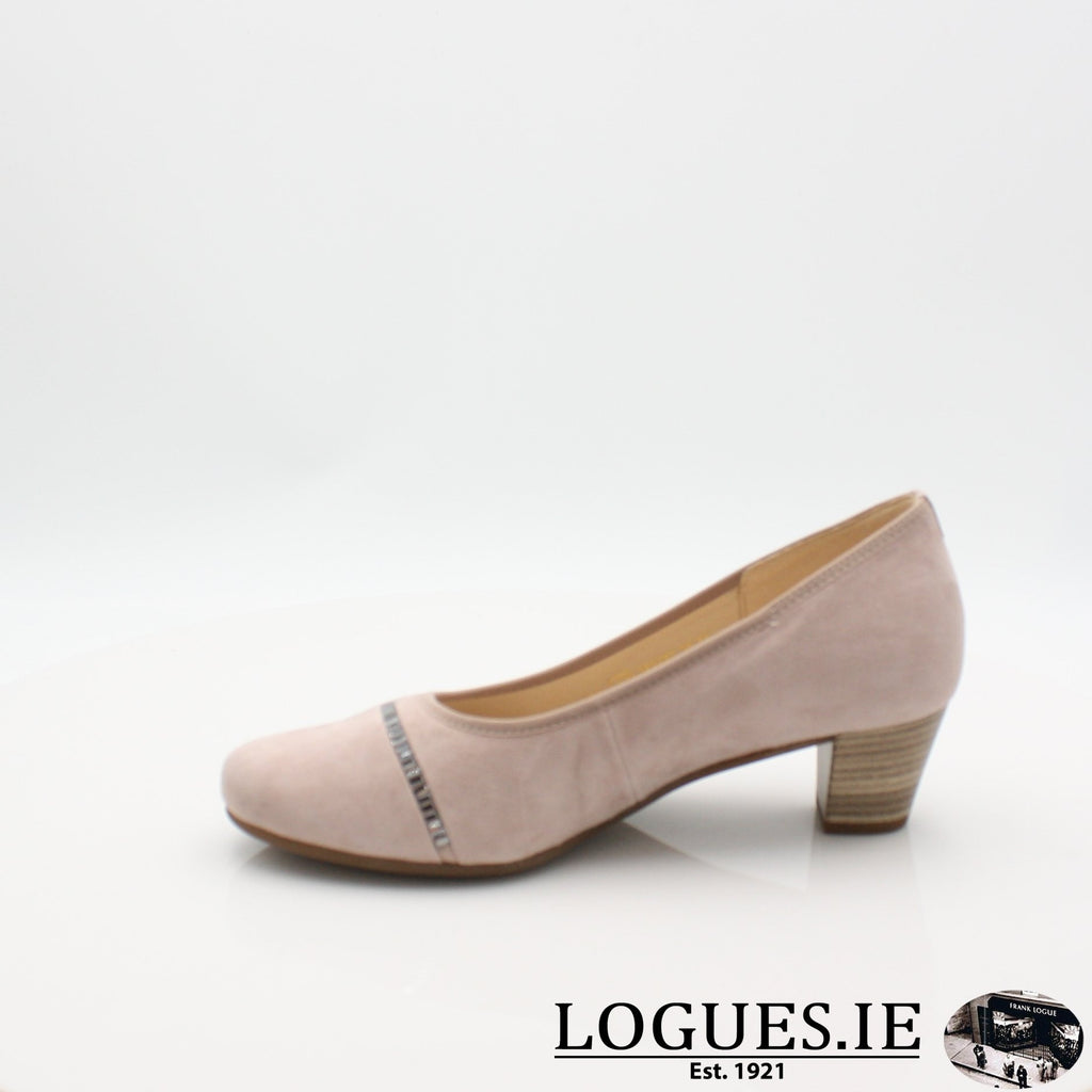 26.184 GABOR SS19LadiesLogues Shoes35 Antikrosa / 6