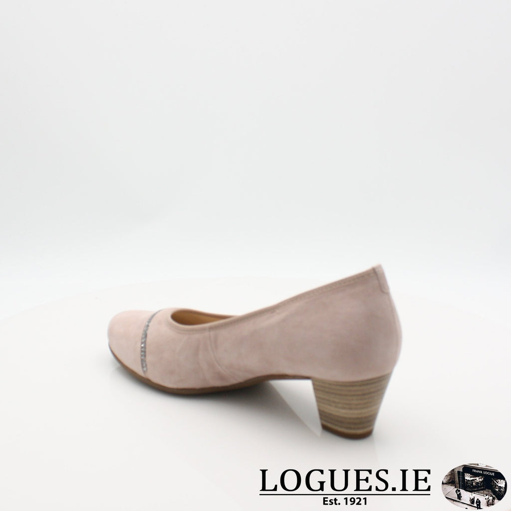 26.184 GABOR SS19LadiesLogues Shoes35 Antikrosa / 6½