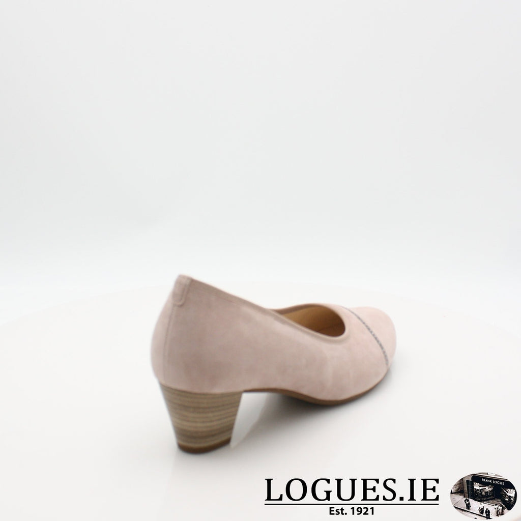 26.184 GABOR SS19LadiesLogues Shoes35 Antikrosa / 7½