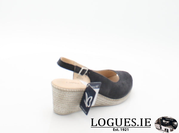 28350 CAPRICE SS18LadiesLogues ShoesOCEAN 806 / 42 = 8 UK