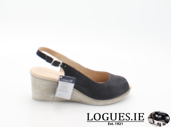 28350 CAPRICE SS18LadiesLogues ShoesOCEAN 806 / 43 = 9 UK